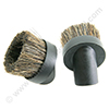 Round dusting brush 32mm horsehair (NUMATIC style)
