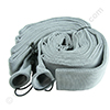 Hose protection cover polyester grey 9.6m