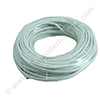 Powercontrol cable, 20mtrs on roll, flat, white, insulated, 2 x 0,75mm2