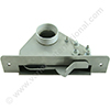 Sweep inlet stainless steel