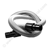PHILIPS vacuum cleaner hose silver with 2 couplings 1.8m